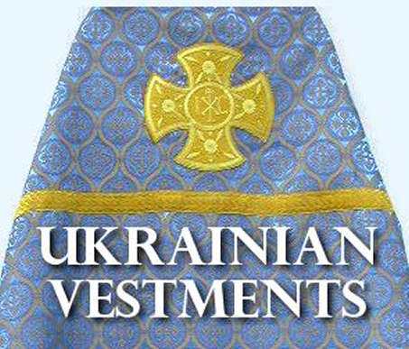 Vesna Makes Ukrainian Vestments