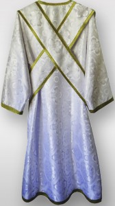 Altar Boy robe white