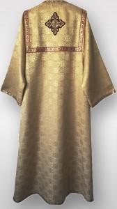 Altar Server Robe Gold