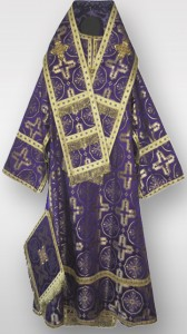 Bishops Vestments Purple A