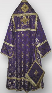 Bishpos Vestments Purple