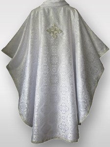 Chasuble White