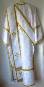 Deacon Vestments B