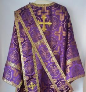 Deacon Vestments F