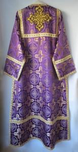 Deacon Vestments Purple