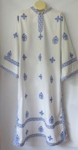 Deacon vestments Front