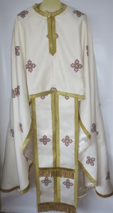 Embroidered Vestments