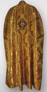 Ethiopian Vestments Back