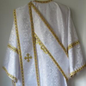 Greek Deacon Vestments