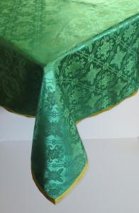 Green Altar Cloth