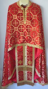 Nika Fabric Priest Vestments