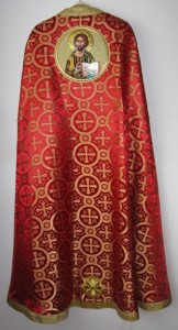 Orthodox priest Vestments