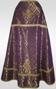 Russian Vestments Purple
